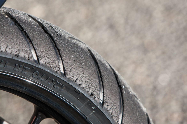 Los 5 problemas más típicos en las ruedas de las motos